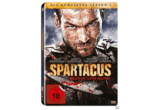 Spartacus - Blood and Sand - Staffel 1 [DVD]