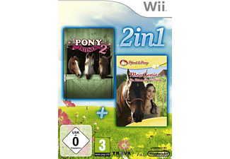 2in1 Pony Friends 2 + Mein Gestüt - Nintendo Wii