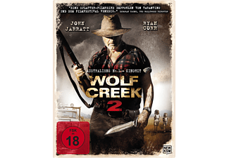 Wolf Creek 2 (Steelbook Edition) [Blu-ray]