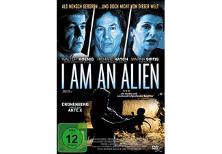 I AM AN ALIEN [DVD]