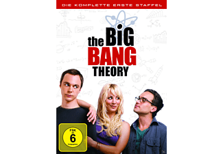 The Big Bang Theory - Staffel 1 - (DVD)