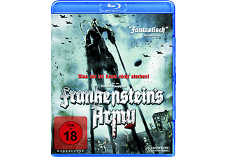 Frankenstein's Army - (Blu-ray)