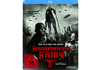 Frankenstein's Army (Steelbook Edition) [Blu-ray]