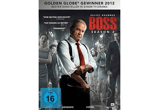 Boss - Staffel 2 [DVD]