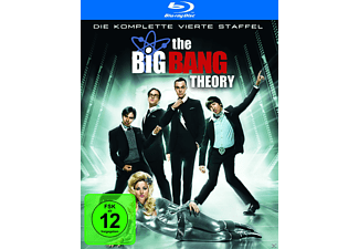 The Big Bang Theory - Die komplette 4. Staffel [Blu-ray]