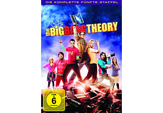 The Big Bang Theory - Staffel 5 [DVD]
