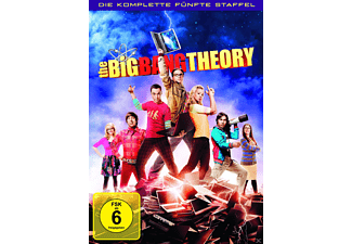 The Big Bang Theory - Staffel 5 - (DVD)