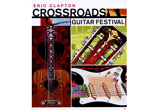 VARIOUS - CROSSROADS GUITAR FESTIVAL 2004 - (DVD)