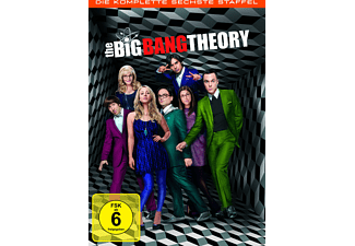 The Big Bang Theory - Staffel 6 [DVD]