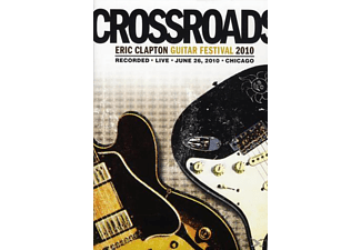 VARIOUS - Crossroads Guitar Festival 2010 [DVD]
