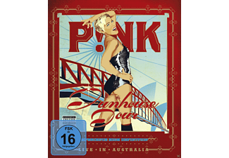 P!nk - Funhouse Tour: Live In Australia [Blu-ray]