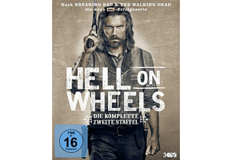 Hell on Wheels - Staffel 2 - (Blu-ray)