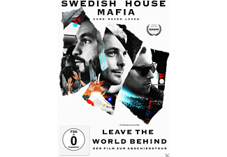 Leave The World Behind - Swedish House Mafia (Limited Edition) - (DVD)