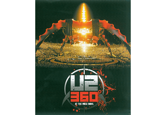 U2 - 360 - At The Rose Bowl [Blu-ray]