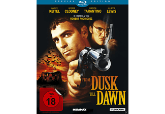 From Dusk Till Dawn (gF) (Special Edition) [Blu-ray]