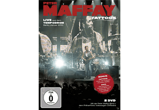 Peter Maffay - TATTOOS - LIVE [DVD]