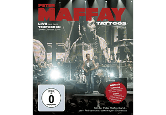 Peter Maffay - Peter Maffay - Tattoos (Live) - (Blu-ray)