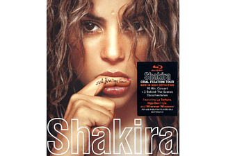 Shakira - LIVE IN MIAMI - THE ORAL FIXATION TOUR [Blu-ray]