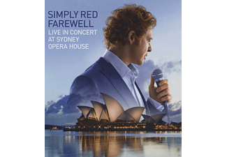 Simply Red - Farewell -  Live At Sydney Opera [Blu-ray]