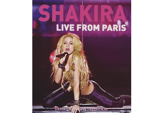 Shakira - Live From Paris - (Blu-ray)