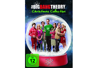 The Big Bang Theory - Christmas Collection - (DVD)