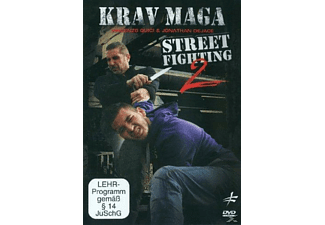 Krav Maga 2 - Streetfighting [DVD]