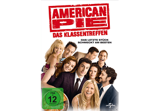 american pie das klassentreffen dvd kom dien dvd. Black Bedroom Furniture Sets. Home Design Ideas
