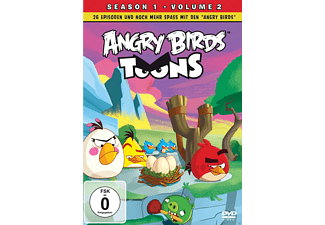 Angry Birds Toons - Staffel 1 - Volume 2 - (DVD)