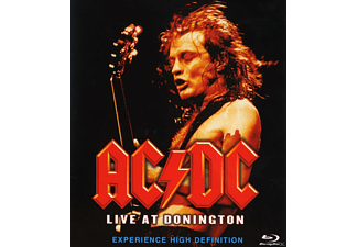 AC/DC - LIVE AT DONINGTON - (Blu-ray)