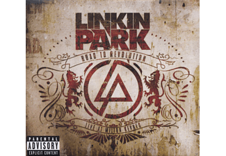 Linkin Park - Road To Revolution: Live At Milton Keynes - (CD + DVD Video)