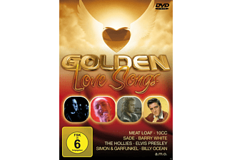 VARIOUS - Golden Love Songs - (DVD)
