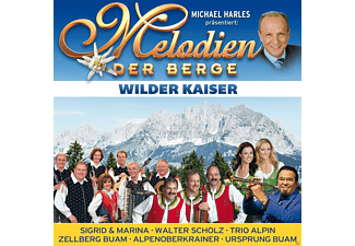 VARIOUS - Wilder Kaiser - (CD)