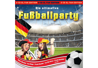 VARIOUS - Die Ultimative Fußballparty - (CD)