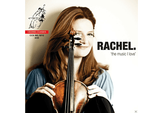 Rachel Podger - The Music I Love - (CD)