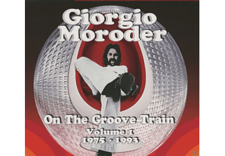 Giorgio Moroder - On The Groove Train Vol. 1  1975-1993 [CD]