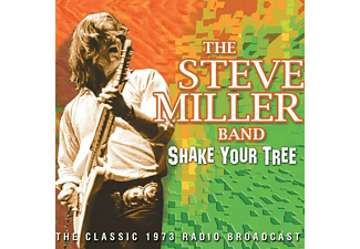Steve Miller Band - Shake Your Tree - The Classic 1973 Radio Broadcast - (CD)
