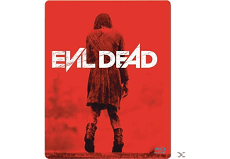 Evil Dead (Steelbook Edition/Cut Version) [Blu-ray]