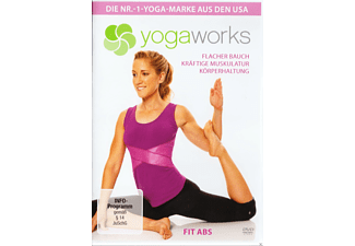Yogaworks - Fit Abs - (DVD)