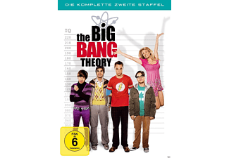 The Big Bang Theory - Staffel 2 [DVD]