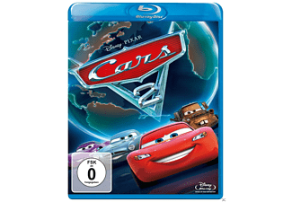Cars 2 Komödie Blu-ray