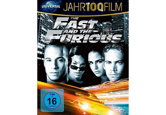 The Fast and the Furious Jahr100Film [Blu-ray]