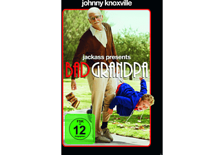 Jackass: Bad Grandpa - (DVD)