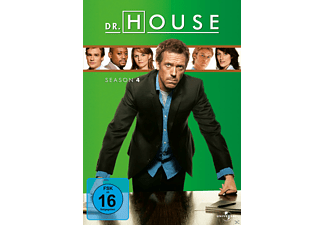 Dr. House - Staffel 4 - (DVD)