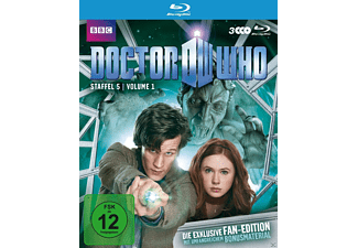 Doctor Who - Staffel 5, Volume 1 (Fan Edition) [Blu-ray]