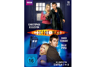 Doctor Who - Die kompletten Staffeln 1&2 [DVD]
