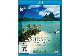 Südsee-Paradies - (Blu-ray)
