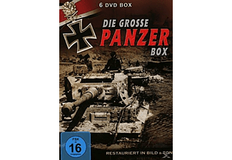 DIE GROSSE PANZER BOX - (DVD)
