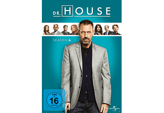 Dr. House - Staffel 6 [DVD]