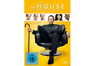 Dr. House - Staffel 7 [DVD]