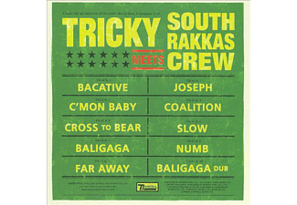 Tricky & South Rakkas Crew - Tricky Meets South Rakkas Crew (CD)